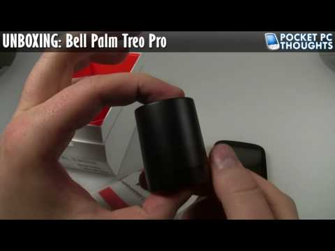UNBOXING: Bell Palm Treo Pro