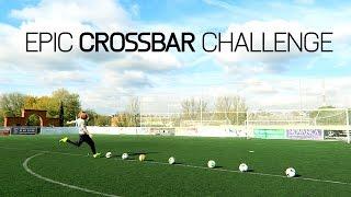 youtubers crossbar challenge djmariio vs staxx vs cacho