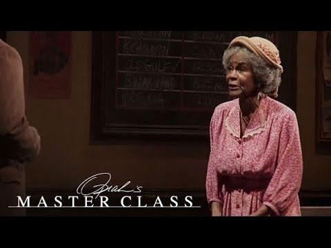 The Role Cicely Tyson Waited 26 Years to Play | Oprah's Master Class | Oprah Winfrey Network