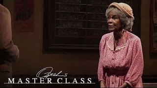 The Role Cicely Tyson Waited 26 Years to Play | Master Class | Oprah Winfrey Network