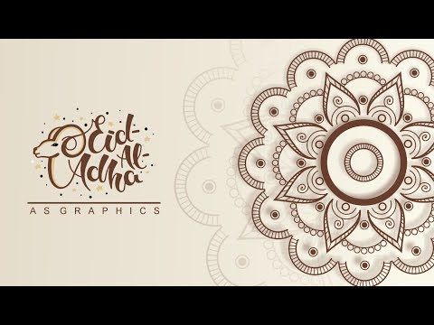 CorelDraw x7 Tutorial - How to Make | Beautiful Mandala Design Vector - With Simple Steps thumbnail