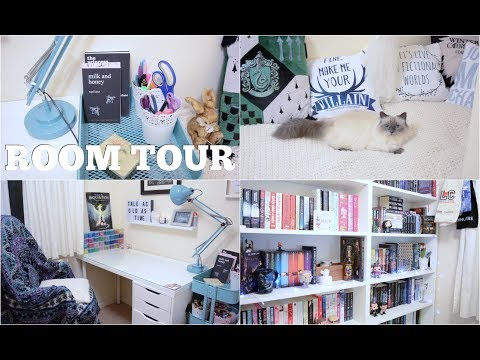 Bookish Room Tour | The Book Life