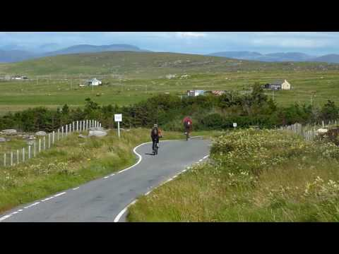 More Cycling on North Uist