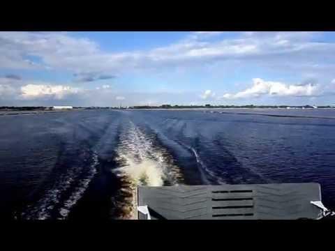 RUNÖ. Trip from Pärnu to Ruhnu