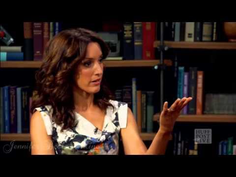 Jennifer Beals - Interview: Huffington Post Live (August 15, 2012)