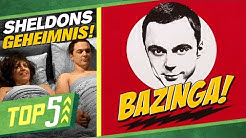 Sheldon war mal notgeil? - Top 5 zu Big Bang Theory