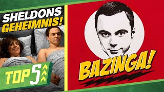 Sheldon war mal notgeil? - Top 5 zu Big Bang Theory