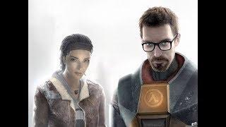 Клип Half Life 2 Alyx Vance and Gordon Freeman.