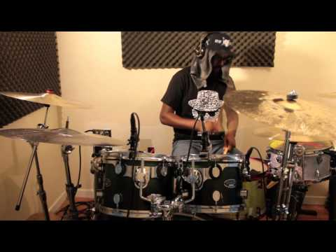 Meek Mills Dreams & Nightmares/ Bobby Shmurda Hot Boy Wes Watkins Drum Cover