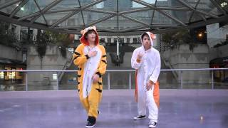 b1a4 beautiful target dance cover