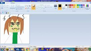How to draw Lithuania from Hetalia Tutorial