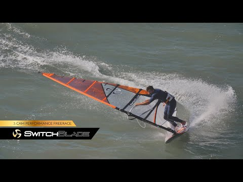 2020 Loftsails Switchblade - 3-cam performance freerace