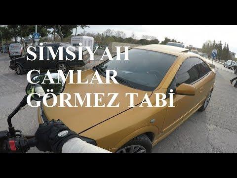 SİMSİYAH CAMLAR/ GÖRMEZDEN GELENLER / KAPI AÇMA