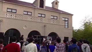 関西学院大学軽音サークル Deep Stream 学祭ライブ at 神戸三田キャンパス.