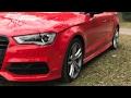 Que tal es el Audi S3 2017?