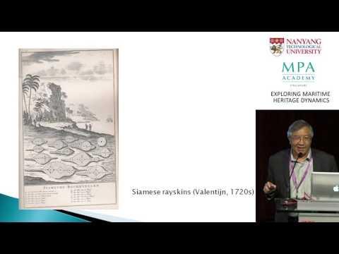 Conference: Exploring Maritime Heritage Dynamics - Dhiravat Na Pombejra