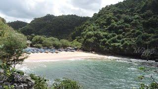 Exotic Beach Pantai Gesing Gunungkidul