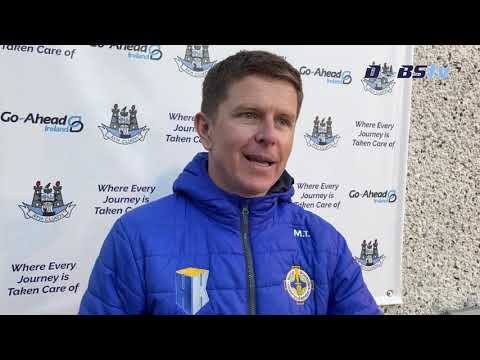 Ballyboden St Endas manager Malachy Travers speaks to DubsTV following win over Faughs