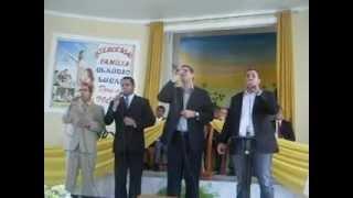 farol quarteto praise interpretando farol na versão do acappella