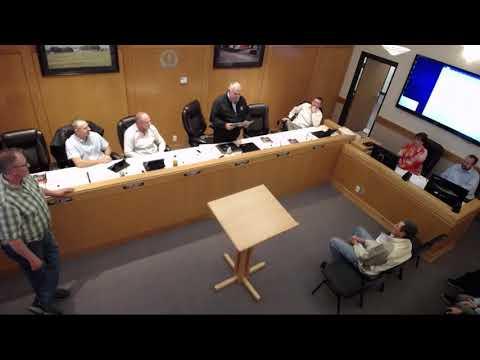 Roosevelt City Council meeting Nov. 14, 2017