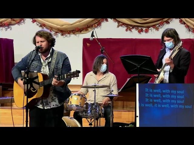 2020/11/15 Contemporary Worship Service