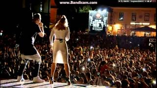 Doddy feat. Lora - Bine Mersi - Media Music Awards 2015 Sibiu
