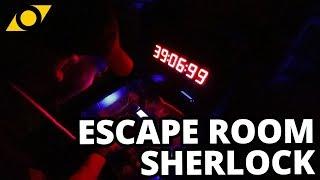 Cuarto de escape en El Salvador - Sherlock Holmes!