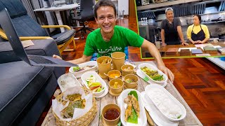 Chef's Table Delivery 🛵 Amazing Thai + Korean Food 🇹🇭🇰🇷 in Bangkok, Thailand!