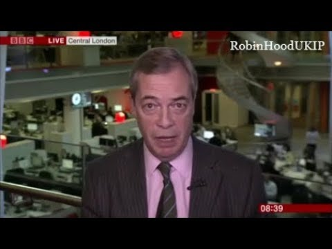 Nigel Farage We need to prepare for Parliament forcing another referendum on us