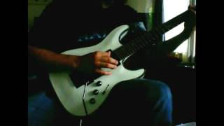 The Haunted - The Medusa guitar cover
