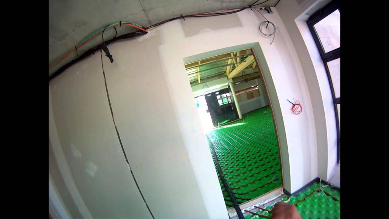 Chape liquide plancher chauffant plancher chauffant les for Chape liquide plancher chauffant