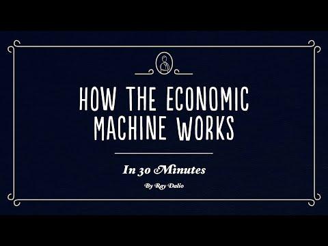 Come funziona la macchina dell'economia