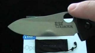 Bone Collector Knife, 15030 Axis Lock