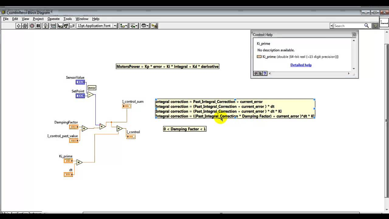 How To Program An Nxt Segway Labview