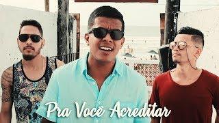 I Love Pagode - Pra Você Acreditar (Cover) - Ferrugem