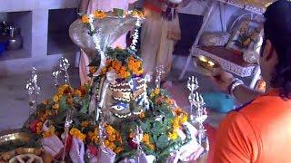Ati Rudri Sri Mahakameshwar Shiv at Sri Adya Shakti Pith