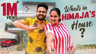 What's in HIMAJA's  HOUSE? | Kaasko | Tamada Media