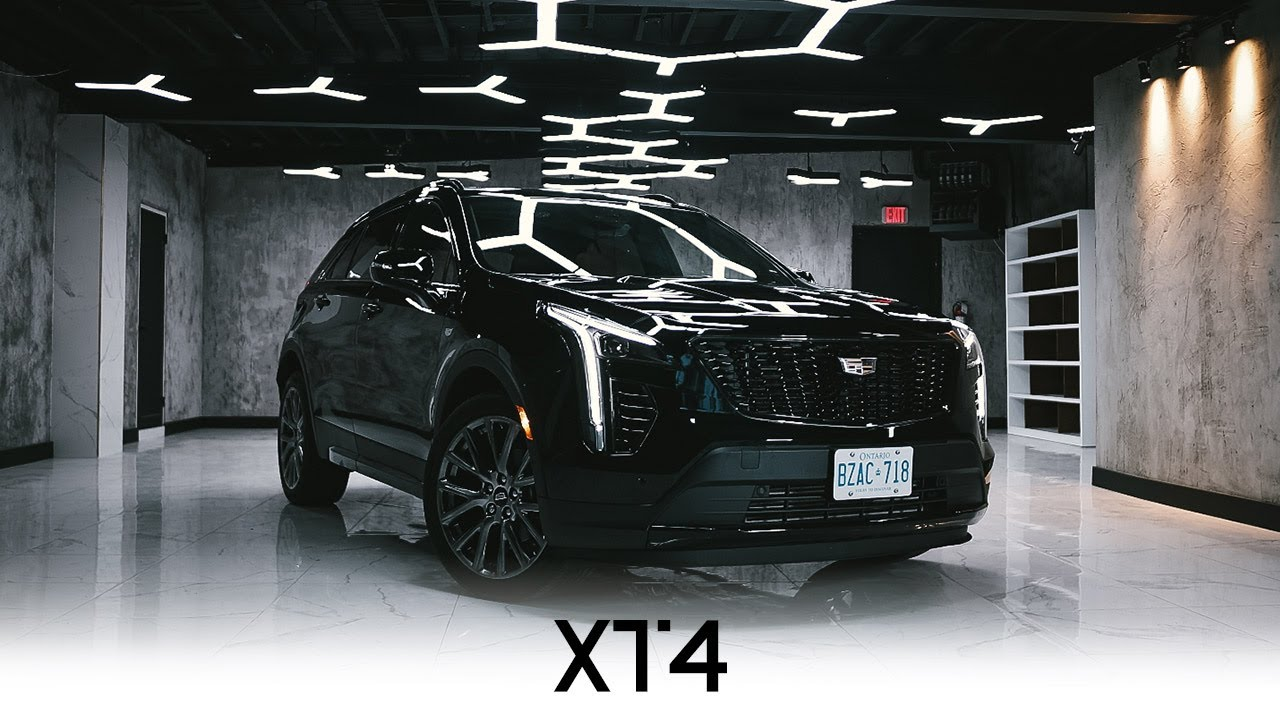 2020 Cadillac XT4 | Better Than A German SUV?