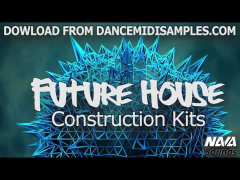 Future House Music Construction Kits