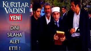 Dini Silaha Alet Etti - Kurtlar Vadisi 21. Bölüm / 2018 - Yenİ