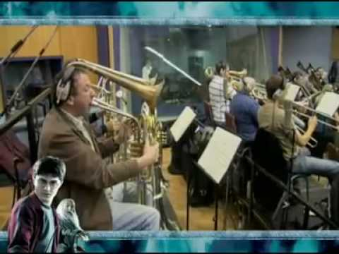 Harry Potter and The Half Blood Prince (Scoring Session) Abbey Road Studios