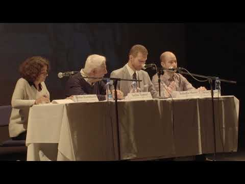 The British Legacy in Palestine: Panel 1