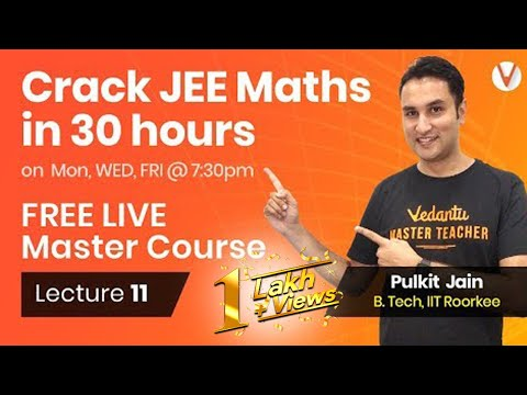 Complex Numbers for JEE Main & Class 11 Maths, Tricks to Crack JEE Mains Math Problems | Lecture 11