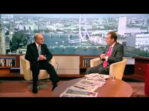 Sen. Mitchell on The Andrew Marr Show