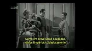 Diary of a Chambermaid (1946) Jean Renoir - Segredos de Alcova Completo Legendado