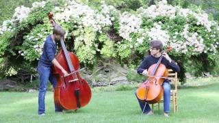 Cello v. Bass: Minuets I & II in G Major