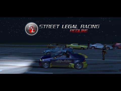 The last episode of Street Legal Racing Redline...  