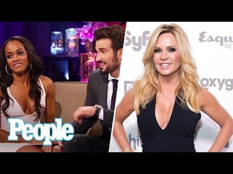 Rachel & Bryan Open Up, What Tamra Judge Has Said About Her Estranged Daughter | People NOW | People