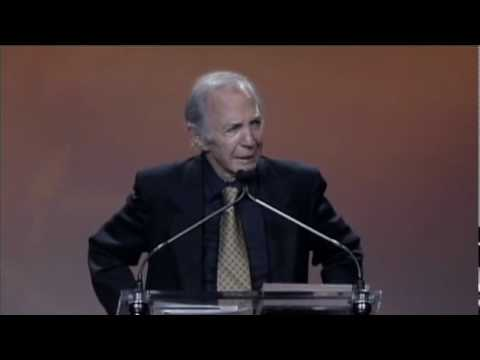 Ben Gazzara inducted into the Hall of Fame