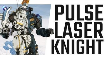 Mighty Pulse Laser Black Knight - Mechwarrior Online The Daily Dose #743